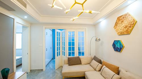 82㎡北欧小家,2居升级3室,打造温馨舒适生活!